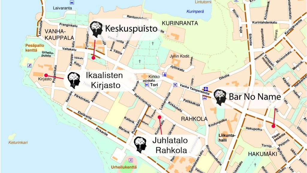 Puistofil kartta 2016 merkeillä